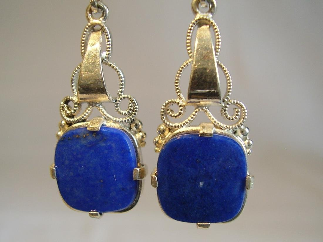 Lapislazuli Earrings - 5