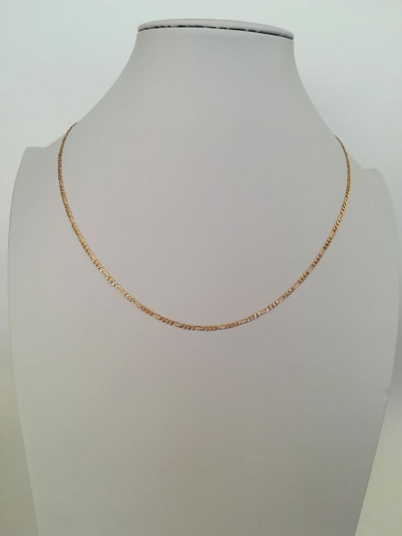 19,2 Kt - Gold Necklace with 50 cm - 5,8 Grams - 4