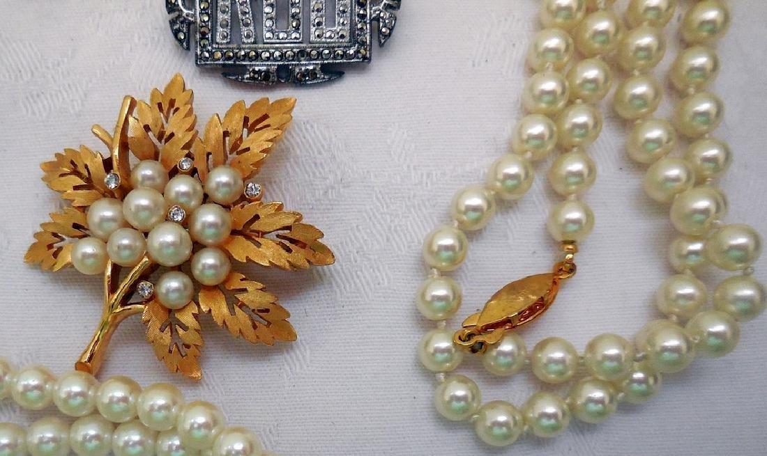 Lot of Mid-Century Costume Jewelry - 5