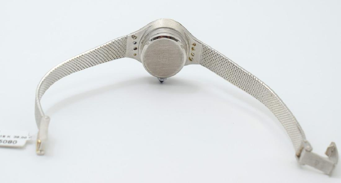 18 carat white gold Geneve Watches - 3