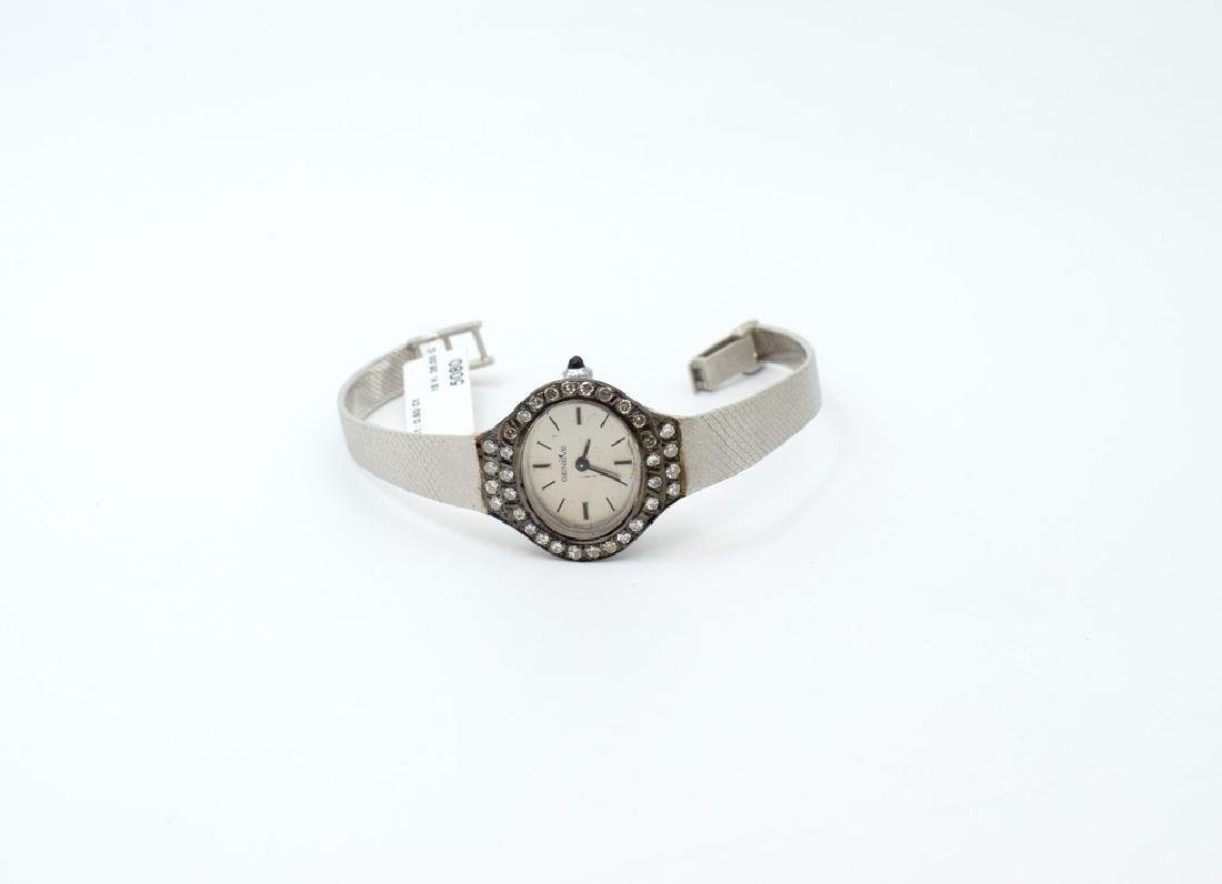 18 carat white gold Geneve Watches - 7