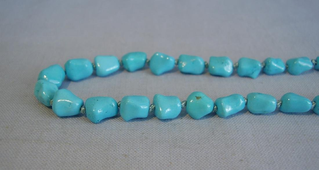 Turquoise Necklace - 4