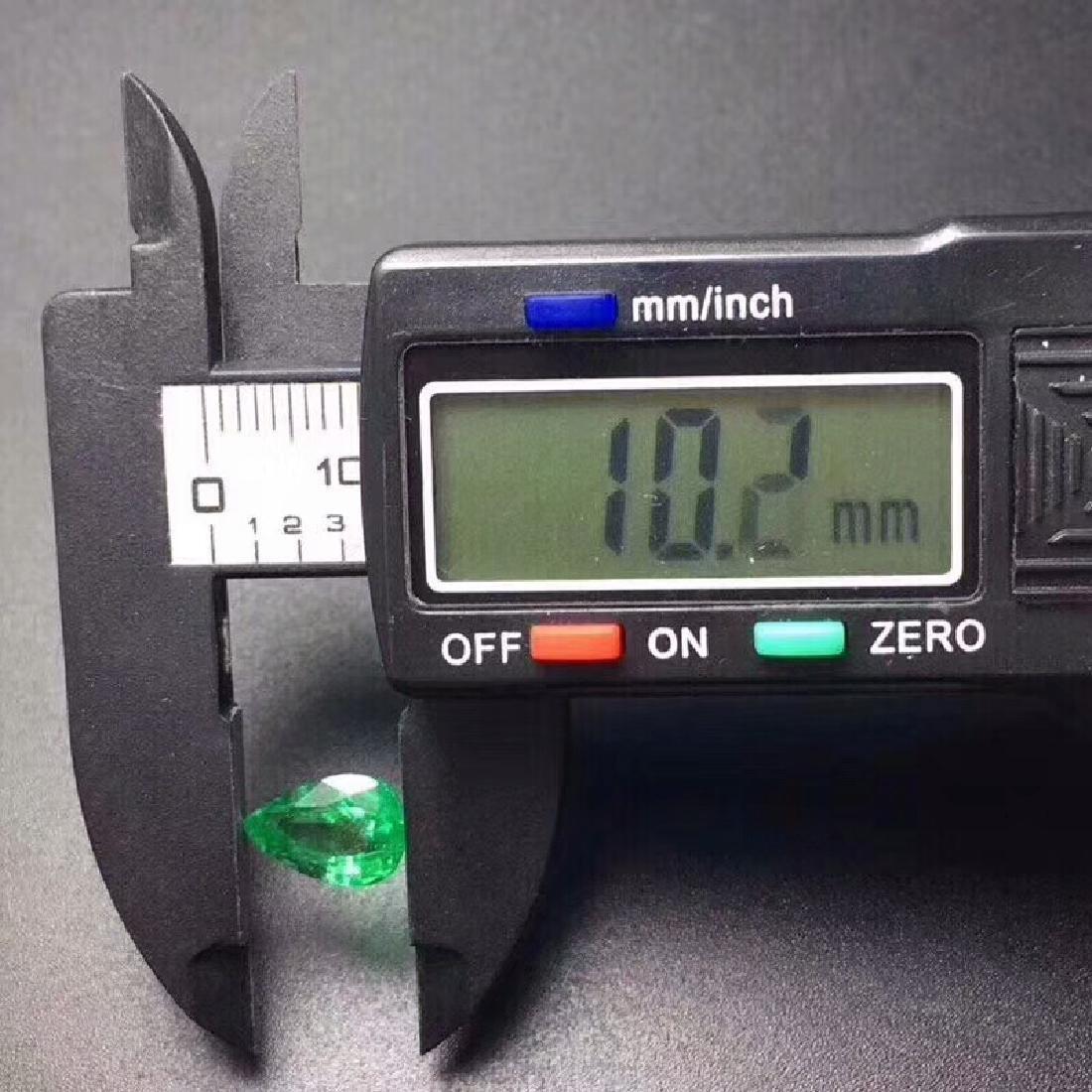 2.09 ct Emerald 6.9*5.0*10.2 mm Pear Cut - 7