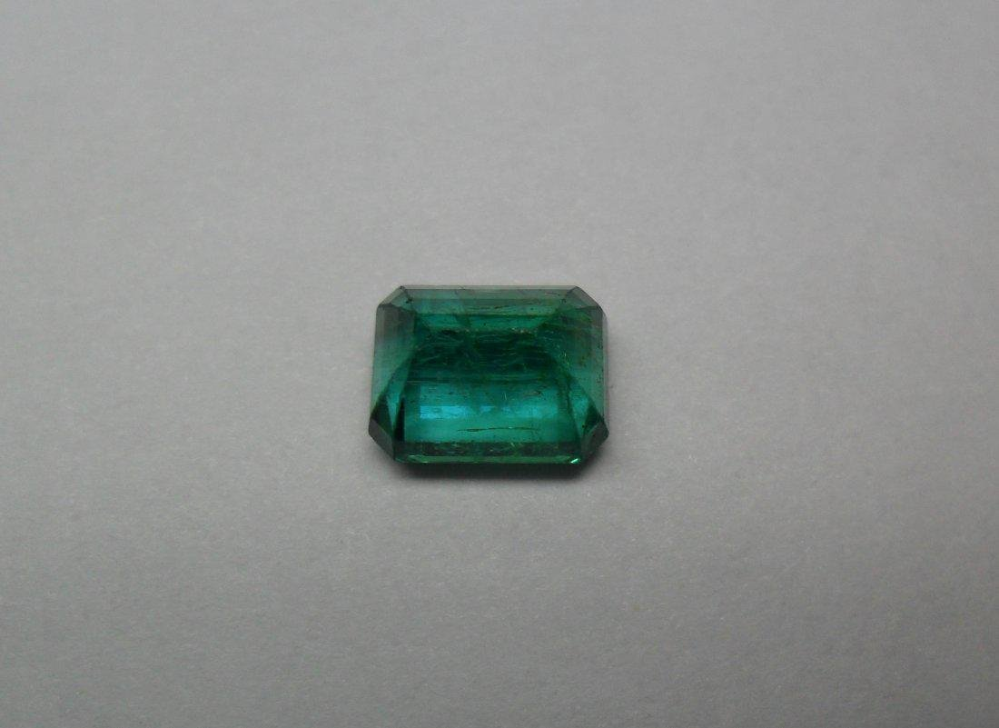 LOOSE STONE 4.90 CTS NATURAL EMERALD - 2