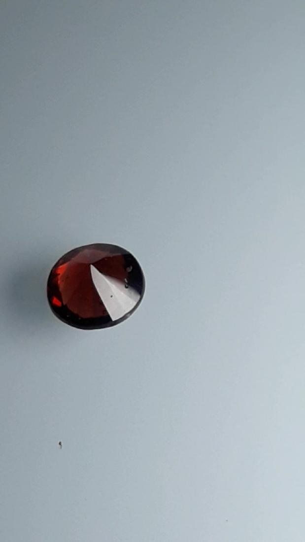 1.7ct Untreated Vivid Madagascar Red Garnet | VVS - 2