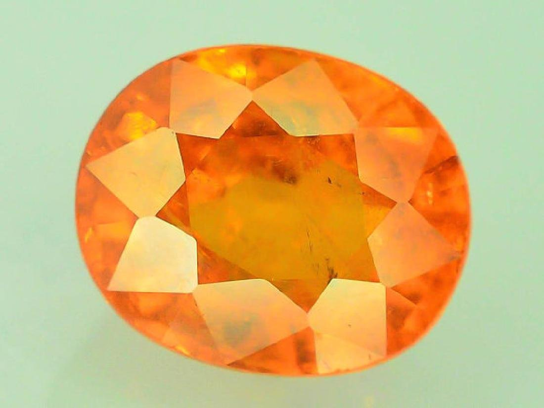 2.70 cts Fanta Color Natural Spessartite Garnet