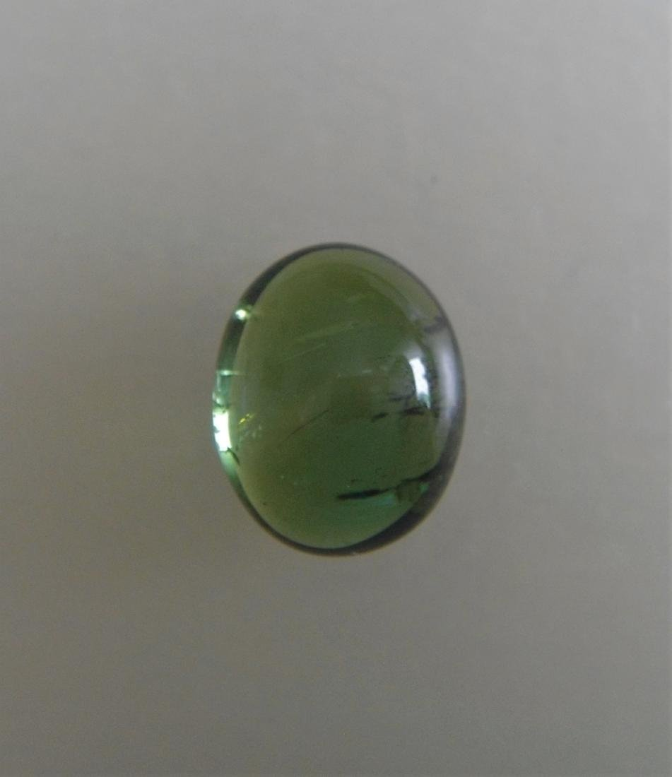 Green Tourmaline - 4.90 ct - 3