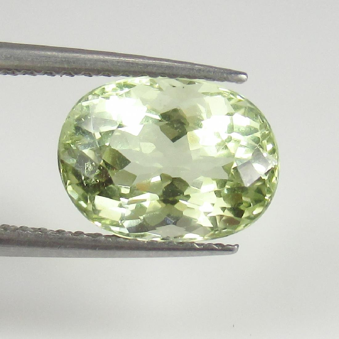 2.63 Ct Genuine Loose Exclusive Rich Luster Green Beryl
