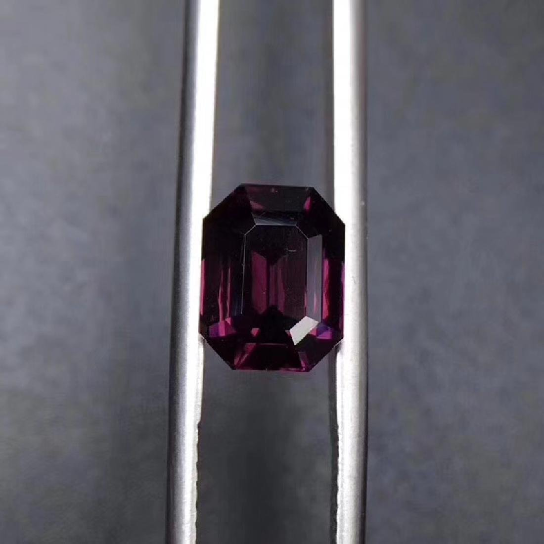 2.54 ct Spinel 8.5*4.7*6.6 mm Princess Cut - 4