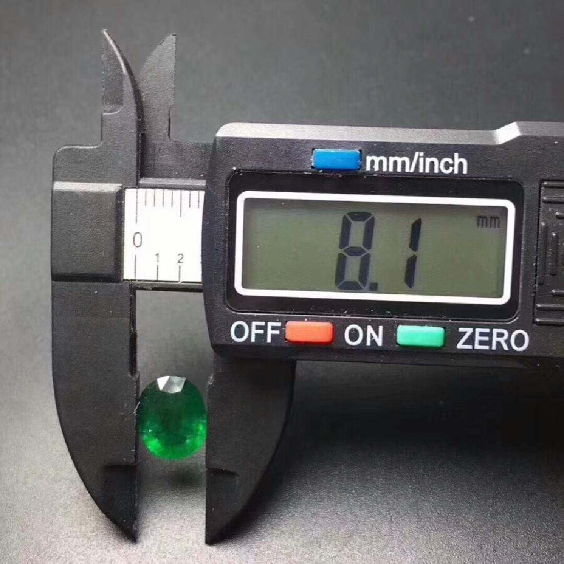 2.59ct Emerald 8.1*10*5.0 mm Oval Cut - 4