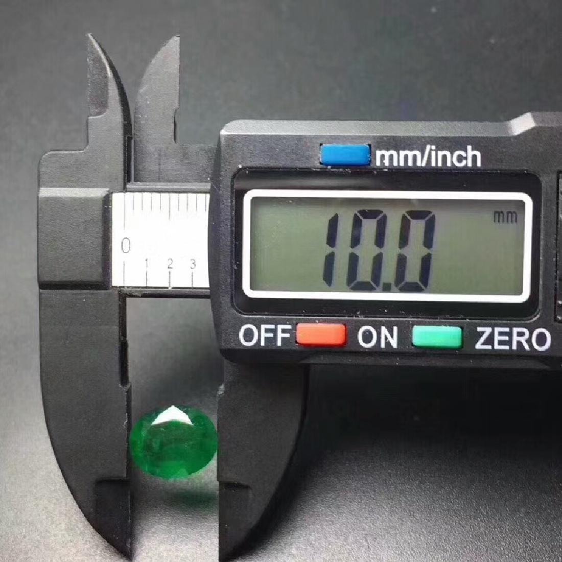 2.59ct Emerald 8.1*10*5.0 mm Oval Cut - 5