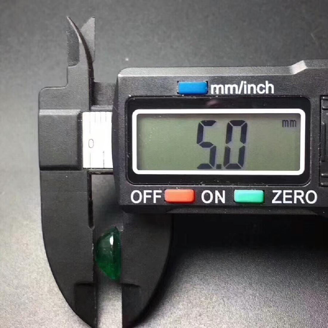 2.59ct Emerald 8.1*10*5.0 mm Oval Cut - 6