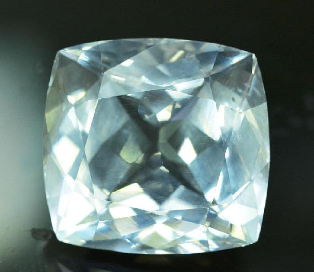 23.65 cts Eye Clean Flawless Rare Untreated Pollucite - 2