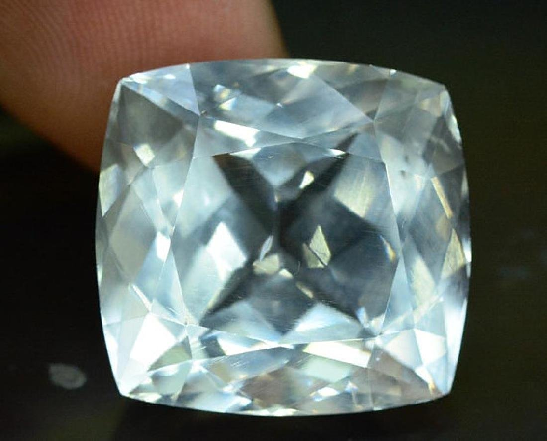 23.65 cts Eye Clean Flawless Rare Untreated Pollucite - 3