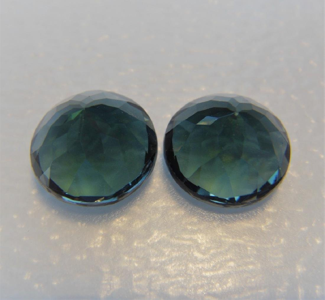 Tourmaline Pair - 5.35 ct - 2
