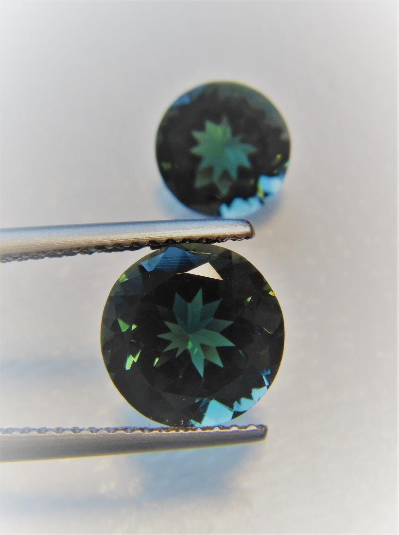 Tourmaline Pair - 5.35 ct - 5