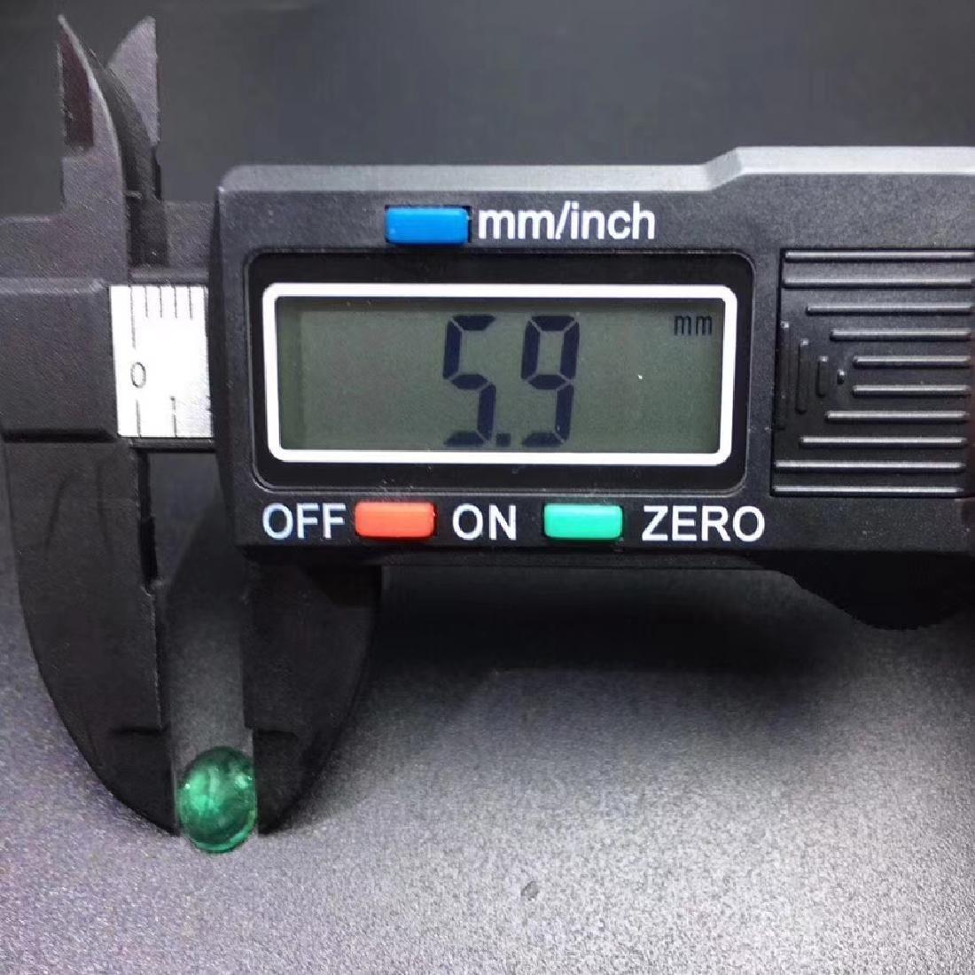 1.35 ct Emerald 5.9*7.9*4.1 mm Oval Cut - 5