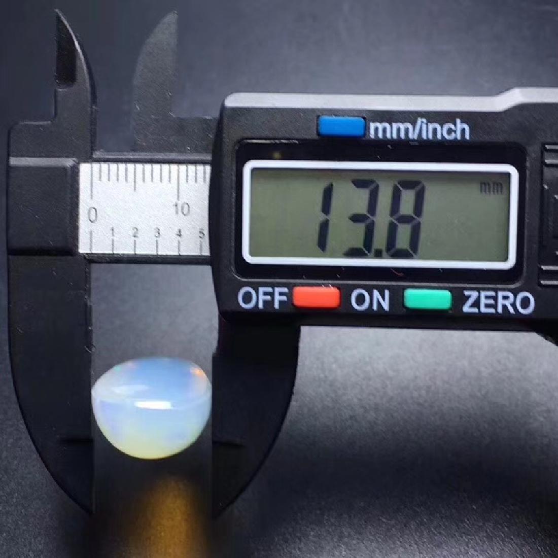 12.6 ct Opal 24.9*11.0*13.8mm Pear Cut - 7