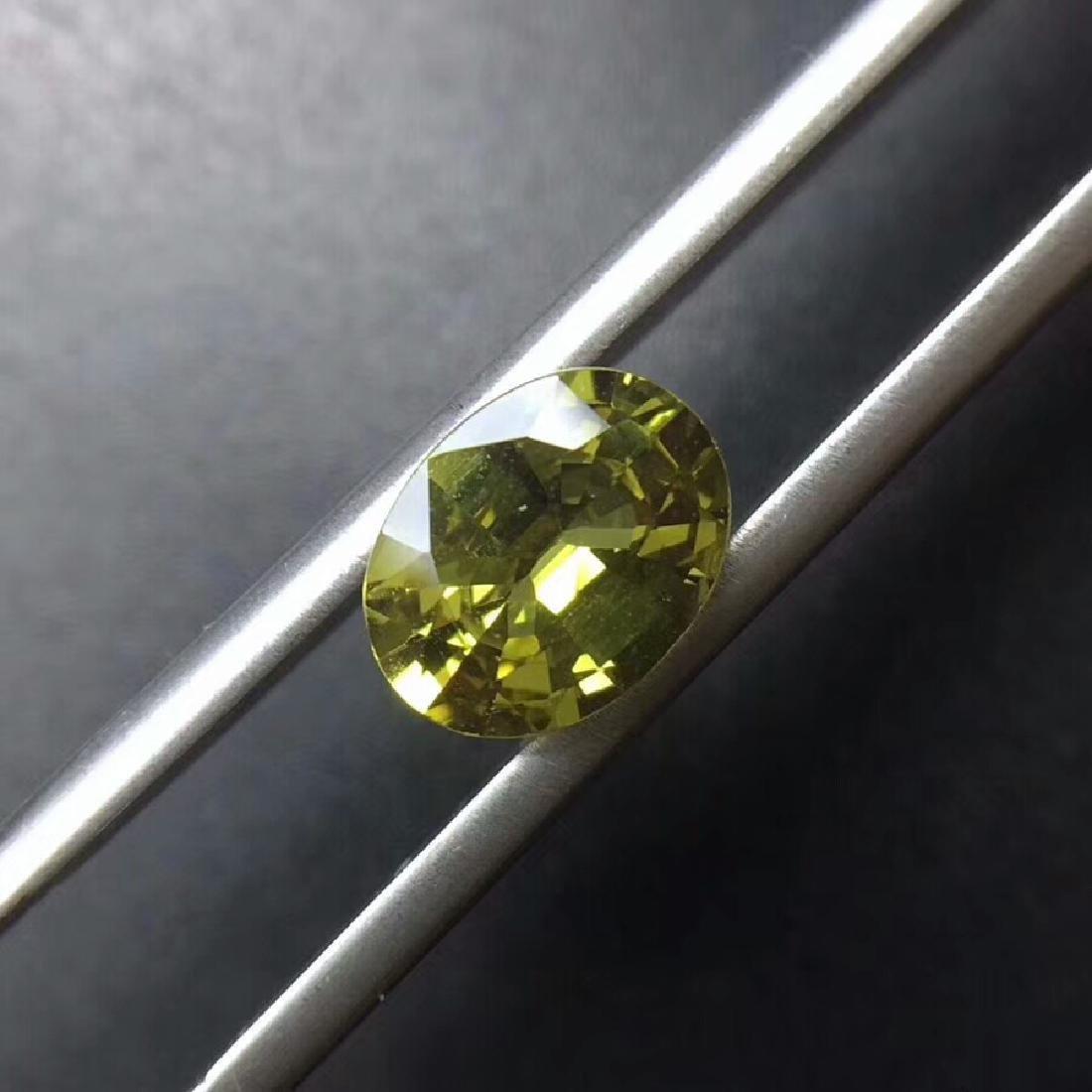 1.75 ct Chrysoberyl 8.8*6.7*4.0 mm Oval Cut - 3