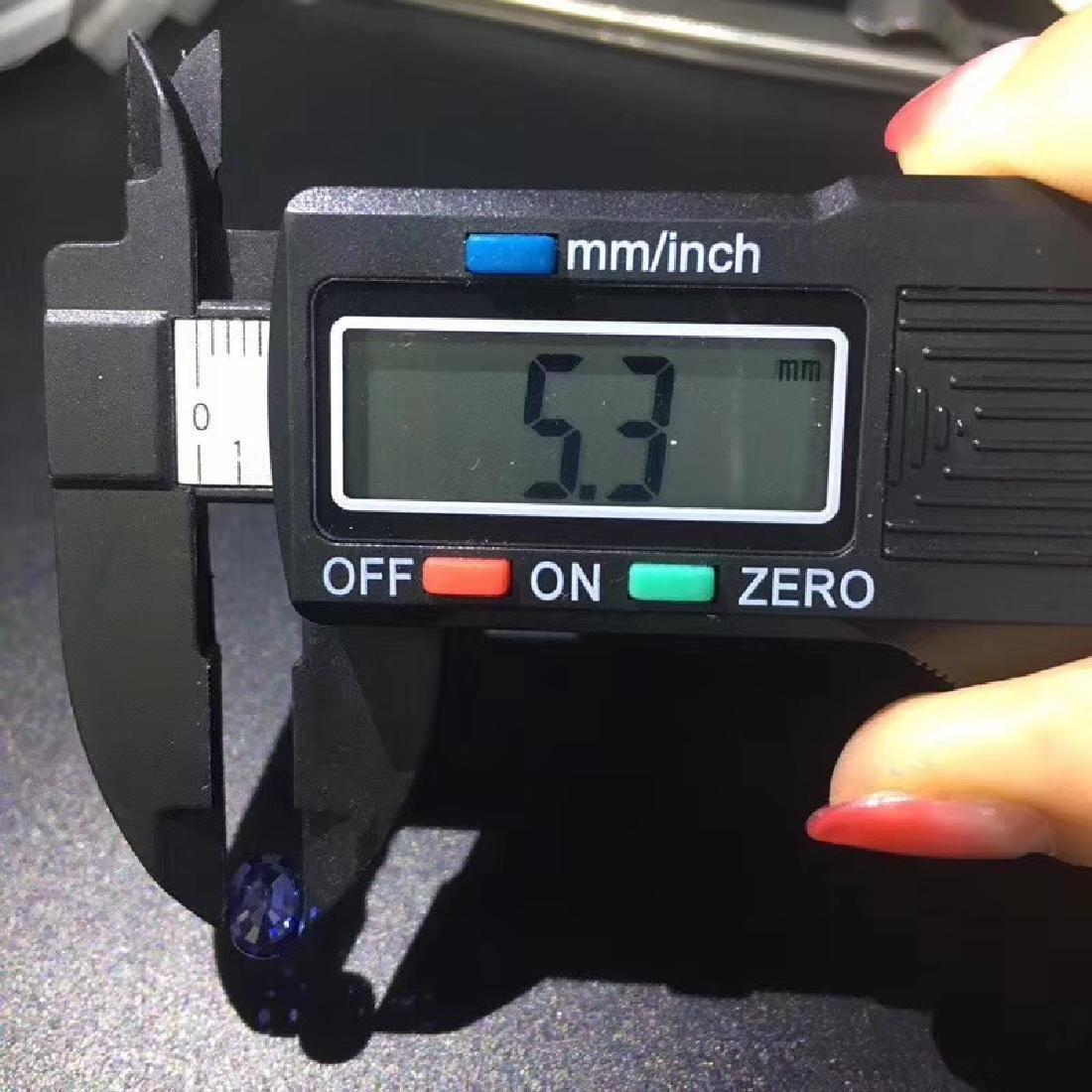 1.07 ct Sapphire 5.3*7.0*3.0 mm Oval Cut - 6