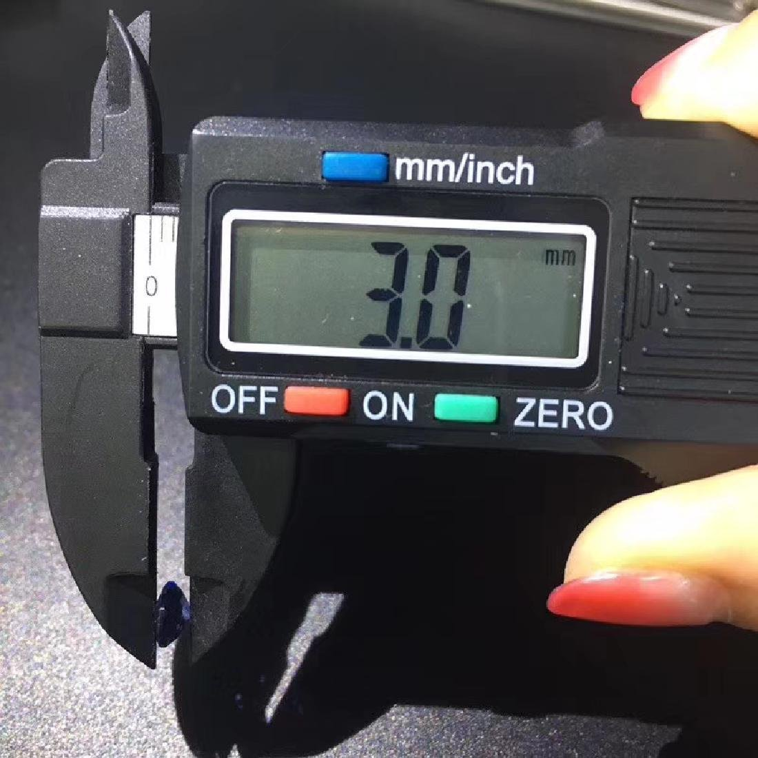 1.07 ct Sapphire 5.3*7.0*3.0 mm Oval Cut - 8