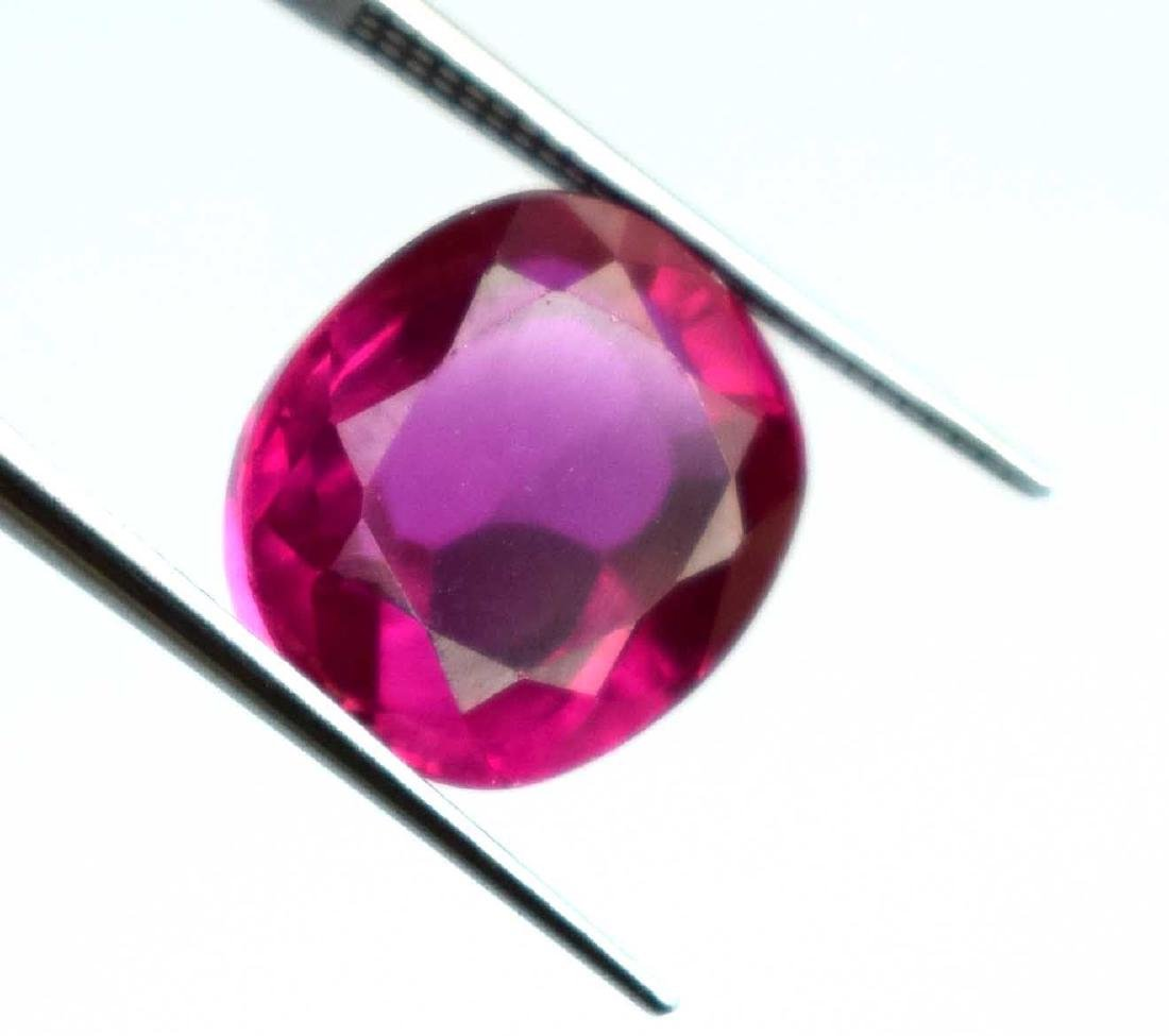 10 Ct Natural Pink Sapphire IGL Certified