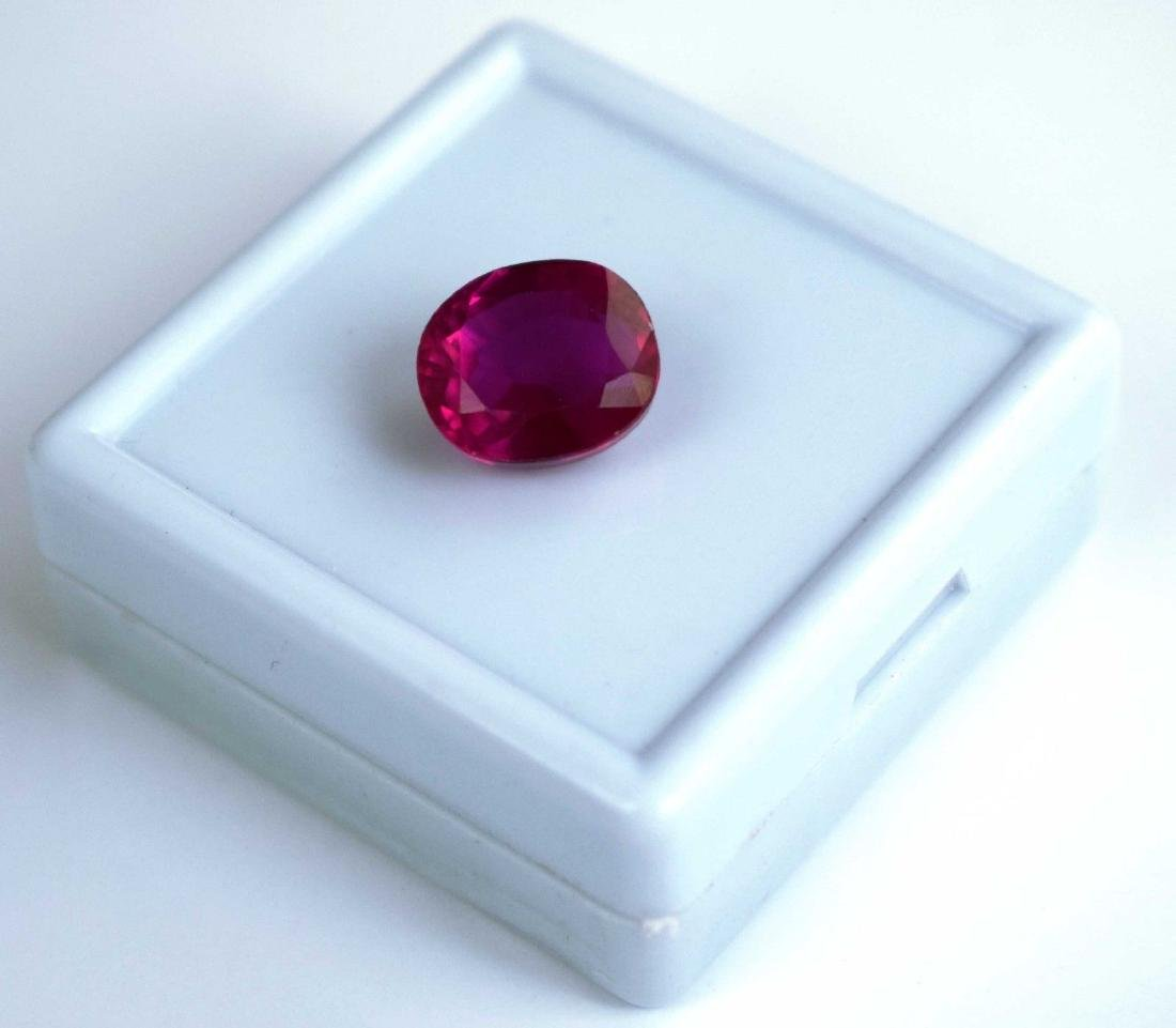 10 Ct Natural Pink Sapphire IGL Certified - 2