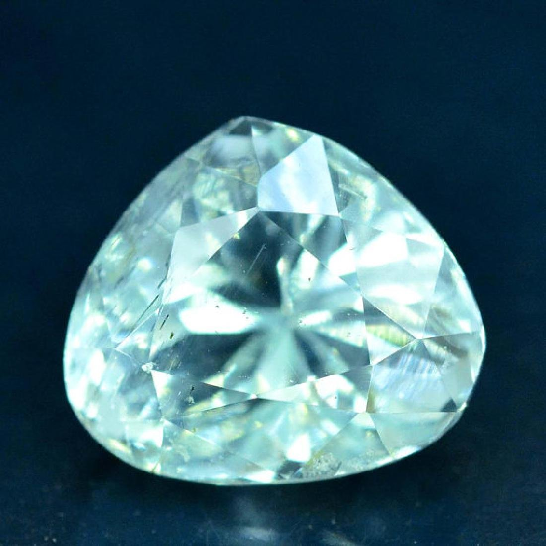 4.50 cts Untreated Aquamarine Gemstone from Pakistan - - 2