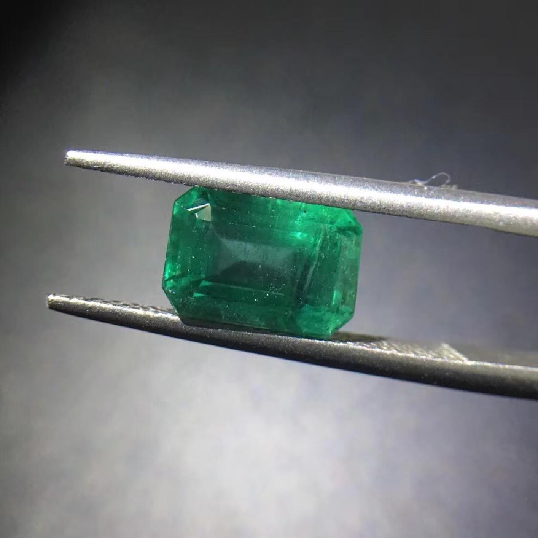 2.49 ct Emerald 6.2*8.9*5.6 mm Emerald Cut