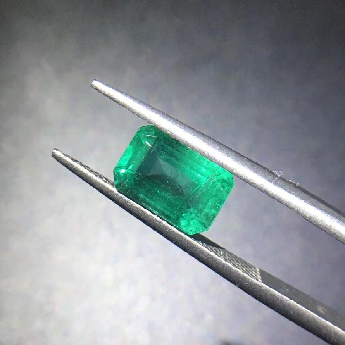 2.49 ct Emerald 6.2*8.9*5.6 mm Emerald Cut - 2