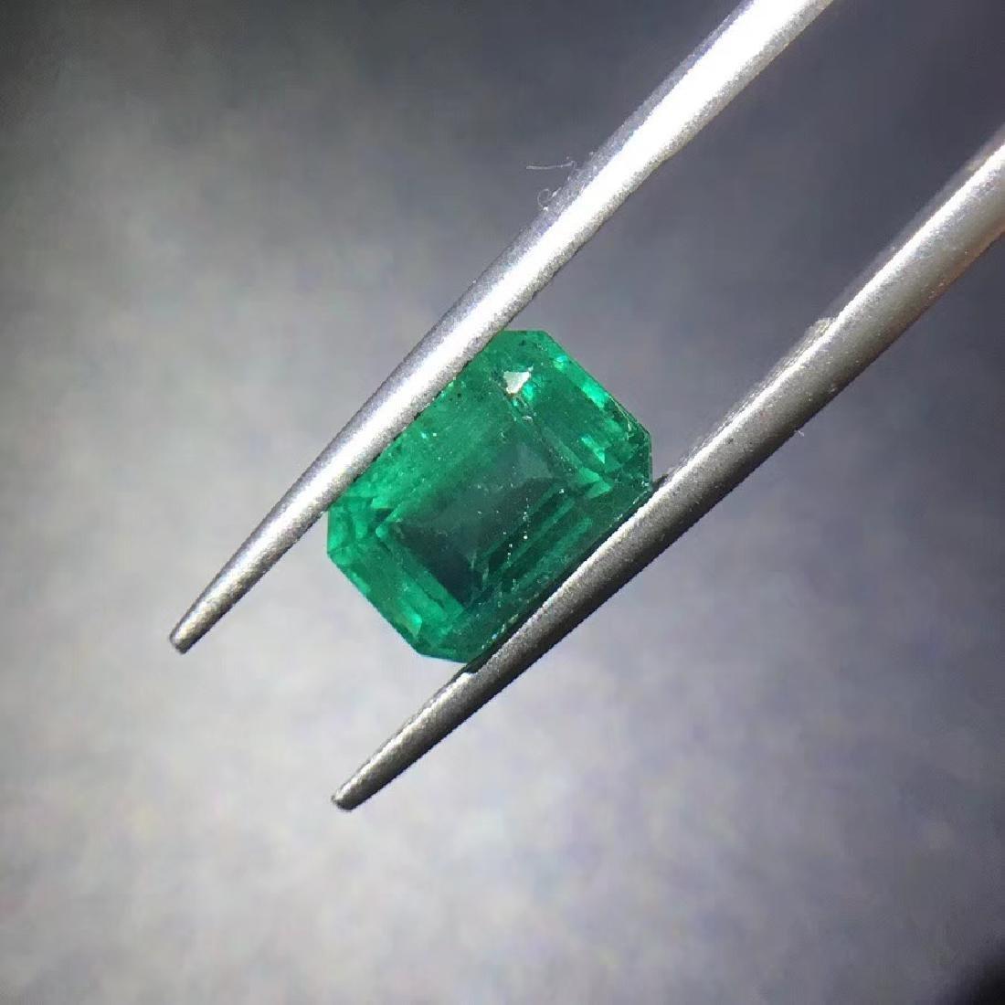 2.49 ct Emerald 6.2*8.9*5.6 mm Emerald Cut - 3