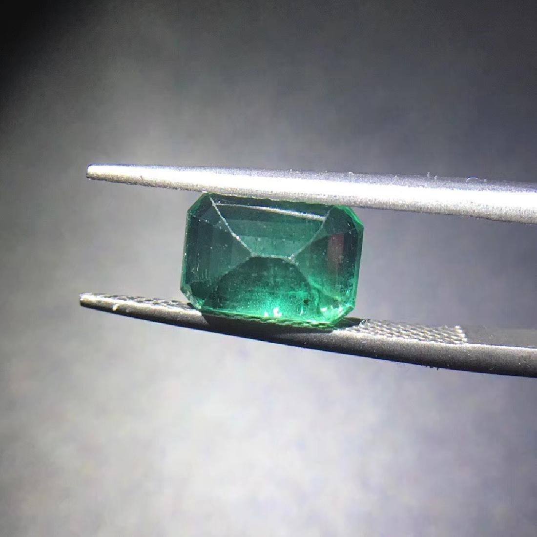 2.49 ct Emerald 6.2*8.9*5.6 mm Emerald Cut - 4
