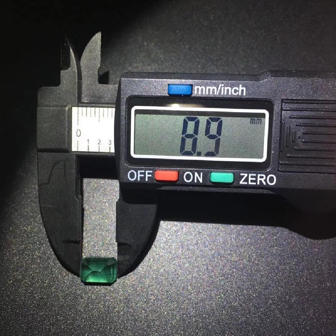 2.49 ct Emerald 6.2*8.9*5.6 mm Emerald Cut - 6