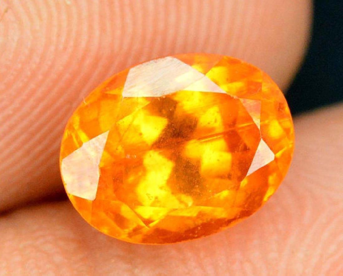 2.10 ct Fanta Color Natural Spessartite Garnet Gemstone