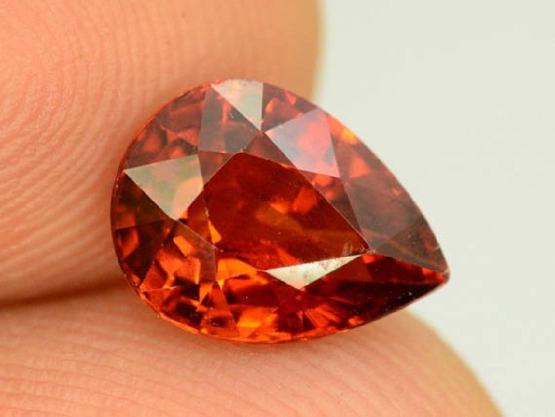 2.60 ct Natural Spessartite Garnet Loose Gemstone - 9.7 - 3