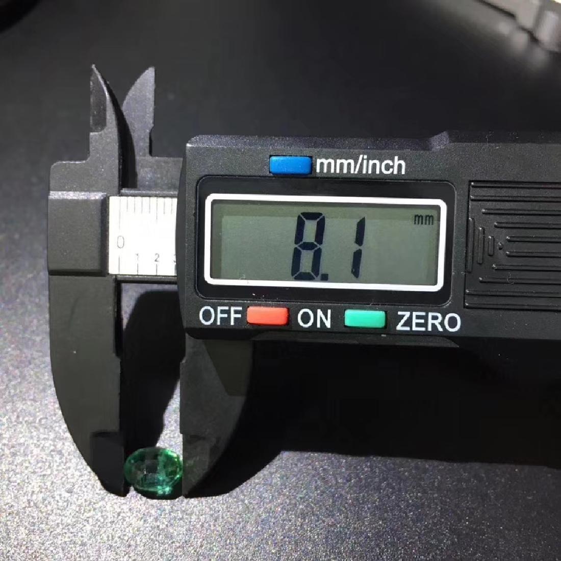 1.28 ct Emerald 6.0*8.1 mm Oval Cut - 6