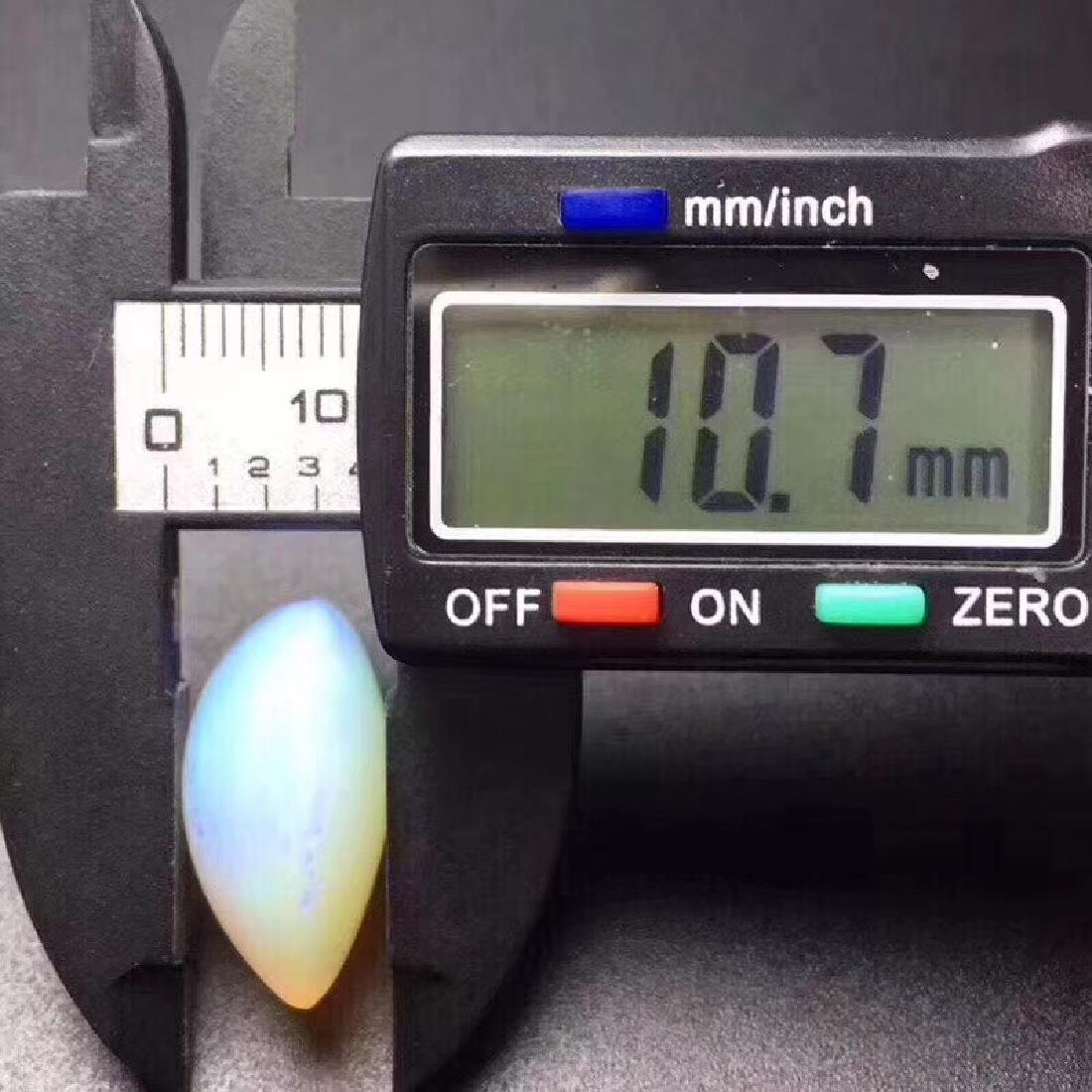 14.89ct Opal 16.1*10.7*20.9 mm Pear Cut - 6