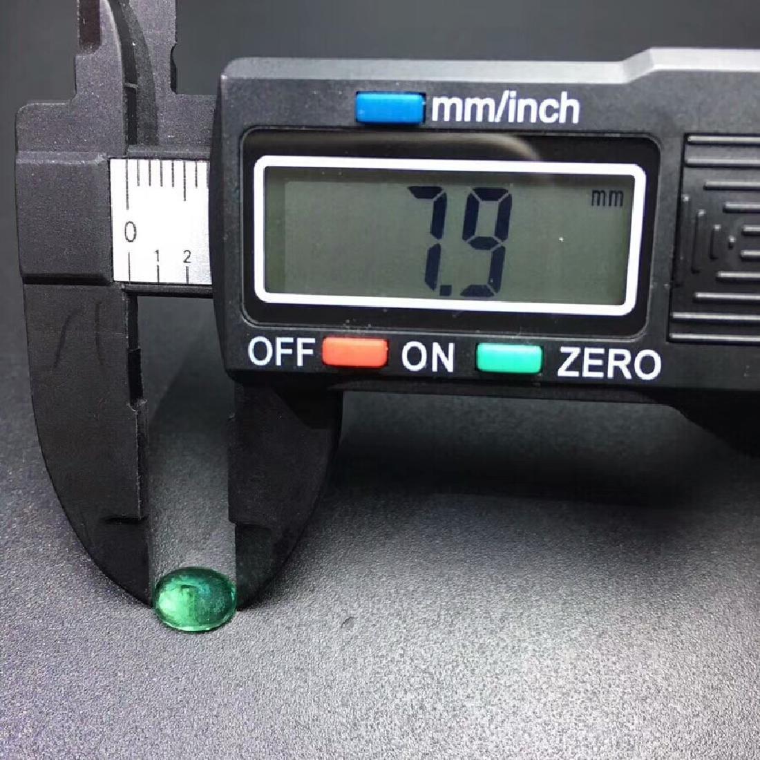 1.35 ct Emerald 5.9*7.9*4.1 mm oval Cut - 6