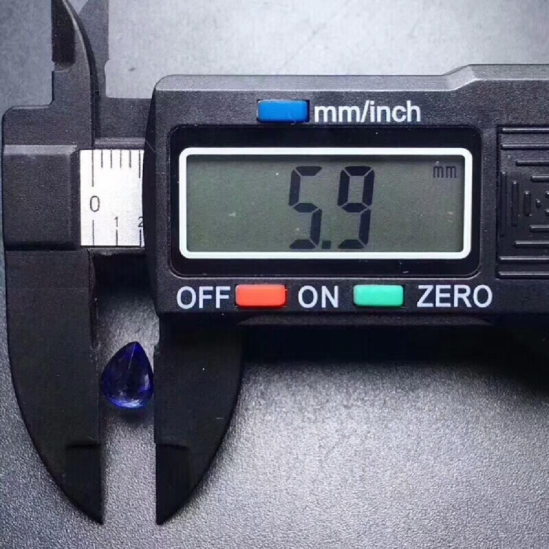 1.40 ct Sapphire 3.7*7.8*5.9 mm Oval Cut - 7