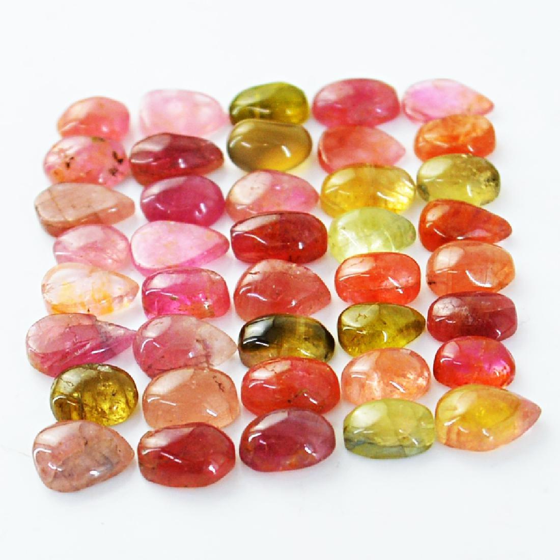 Tourmaline Gems Lot - 4
