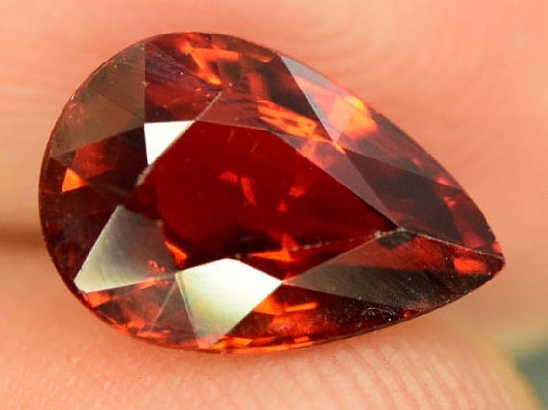 3.10 ct Natural Spessartite Garnet Loose Gemstone -