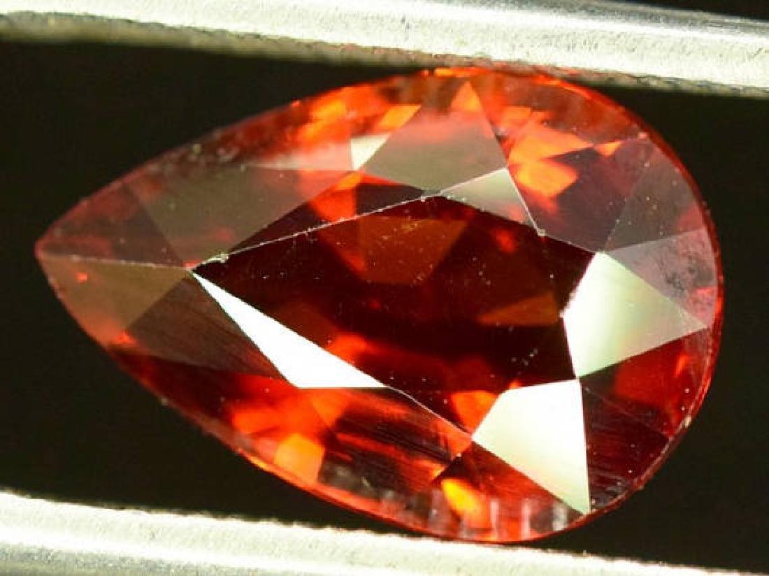 3.10 ct Natural Spessartite Garnet Loose Gemstone - - 3