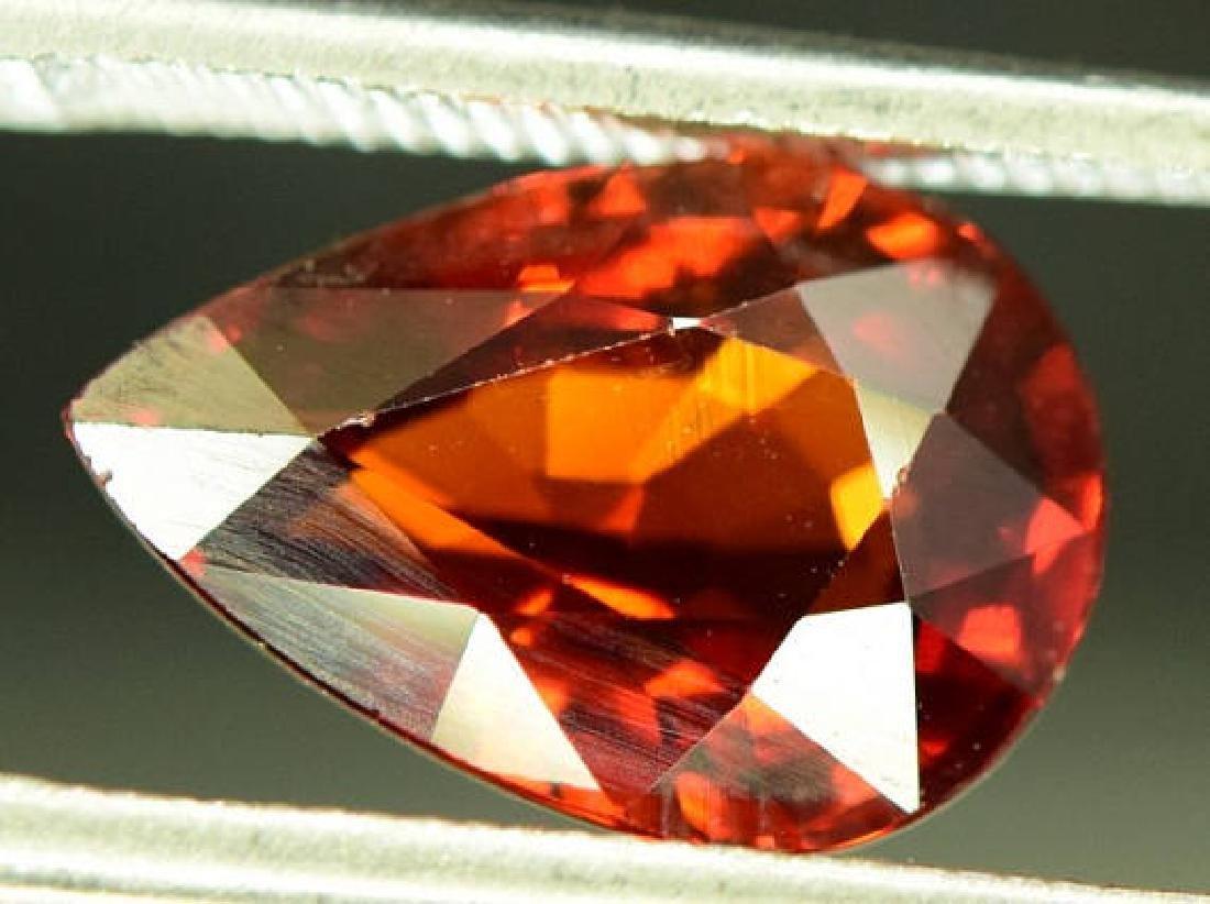 3.10 ct Natural Spessartite Garnet Loose Gemstone - - 5