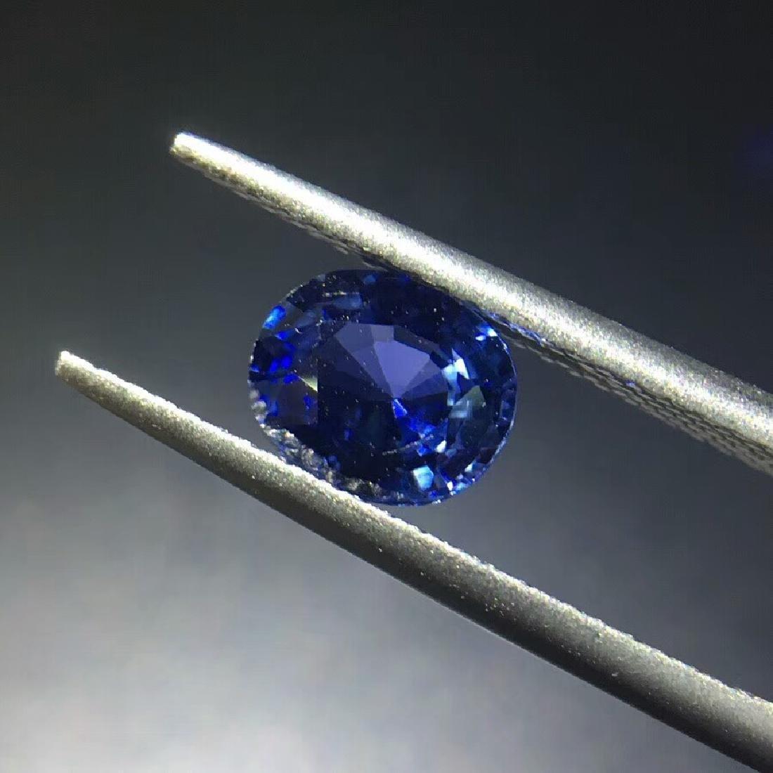 1.05 ct Emerald 6.0*7.8*3.2 mm Oval Cut - 9