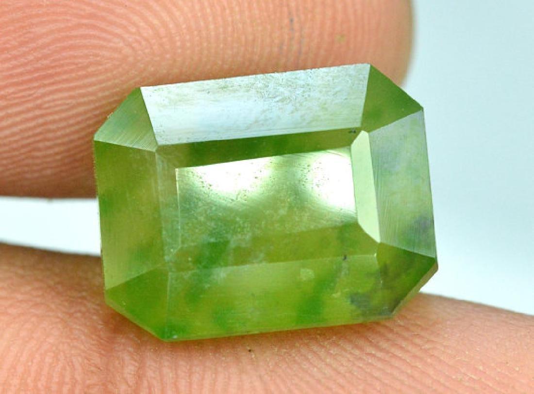 11.95 carats Hydro-Grossular garnet loose Gemstone from