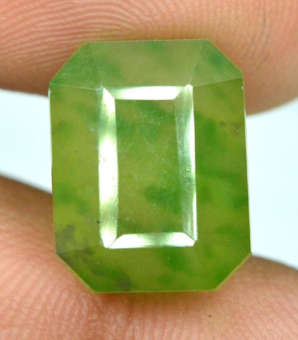 11.95 carats Hydro-Grossular garnet loose Gemstone from - 2