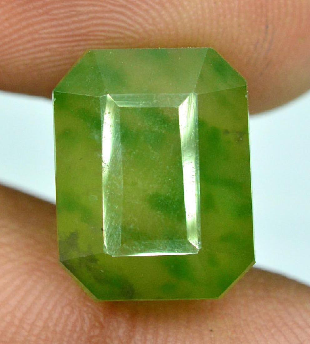 11.95 carats Hydro-Grossular garnet loose Gemstone from - 4