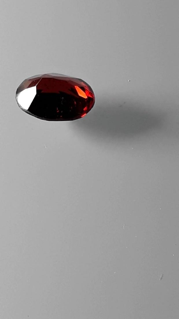 1.8ct Untreated Vivid Madagascar Red Garnet | VVS - 2