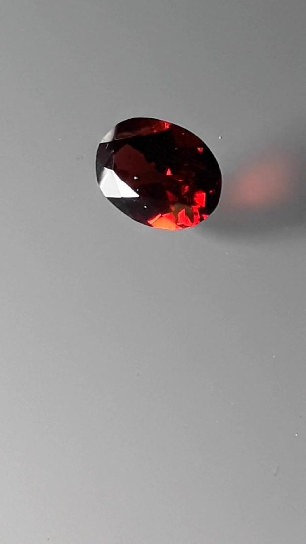 1.8ct Untreated Vivid Madagascar Red Garnet | VVS - 3