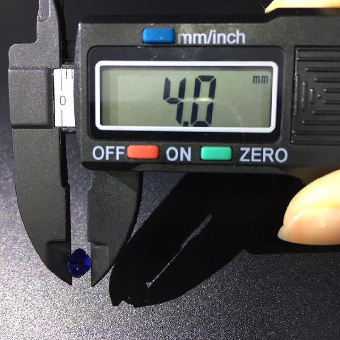 1.54 ct Sapphire 5.8*7.8*4.0 mm Pear Cut - 8